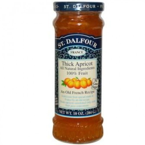 St. Dalfour Jam (Made In France) - Thick Apricot , 284 GM