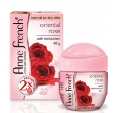 Anne French Hair Removal Cream - Rose , 40GM