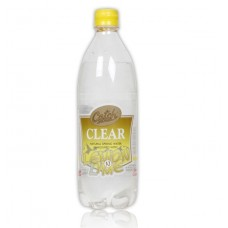 Catch Clear Natural Spring Water - Lemon N Lime , 750ML