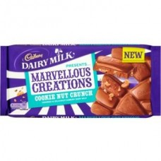 Cadbury Dairy Milk Marvellous Creations - Cookie Nut Crunch