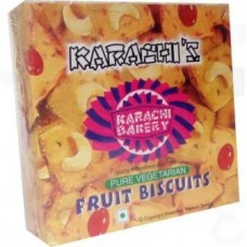 Karachi Bakery Fruit Biscuits , 400Gm Pack