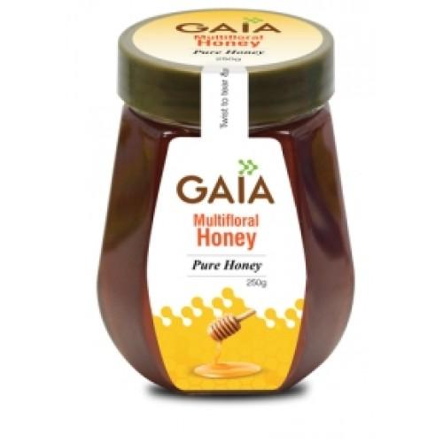 Gaia Pure Honey - Multifloral , 250GM