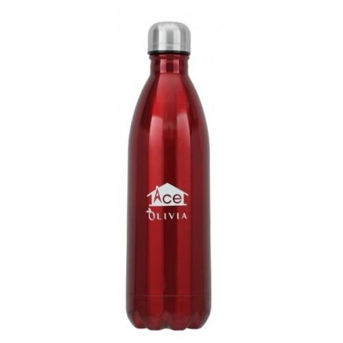 Olivia Hot & Cold Vacuum Bottle - Maroon