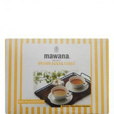 Mawana Brown Sugar Cubes , 576 GM Pack