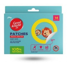 Good Knight Patches - Mosquito Repellent , 14 Patches