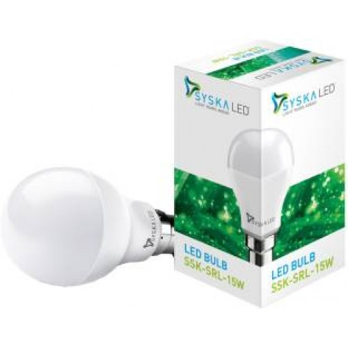 Syska Led Lights 12W B22 Led Bulb