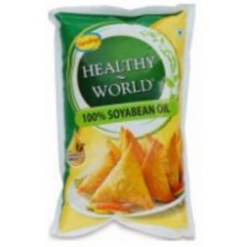 Sundrop Healthy World - Soyabean Oil  , 1 Ltr pouch