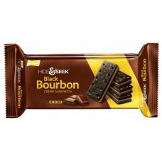 Parle Biscuits - Hide & Seek Black Bourbon , 100 Gm Pack