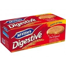 Mcvities Biscuits - Digestive , 250Gm Pack
