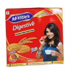 Mcvities Biscuits - Digestive , 500Gm Pack