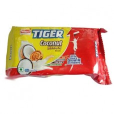 Britannia Biscuits - Tiger Coconut Krunch , 115 Gm Pack