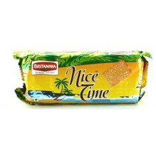 Britannia Biscuits - Nice Time , 150 GM Pack