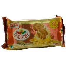 Britannia Biscuits - Good Day Rich Cashew , 250 Gm Pack