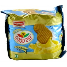 Britannia Biscuits - Good Day Rich Butter , 250 Gm Pack