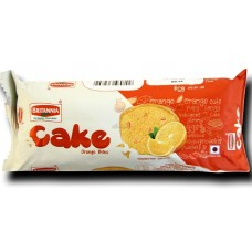 Britannia Cakes - Orange Bites , 65 Gm Pack