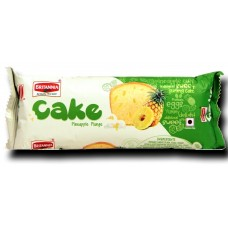 Britannia Cakes - Pineapple Plunge , 65 Gm pack