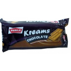 Parle Cream Biscuits - Chocolate , 75 Gm Pack