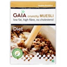 Gaia Crunchy Muesli -  Diet , 400 GM