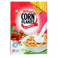 Kelloggs Cornflakes - Real Strawberry , 275 GM