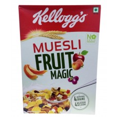 Kelloggs Muesli - Fruit Magic , 550 GM