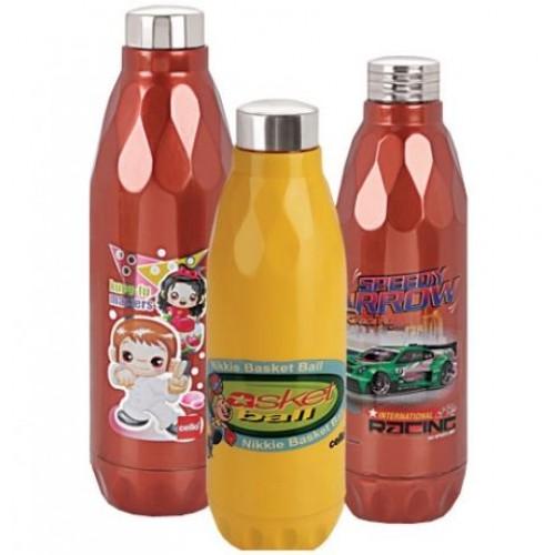 Cello Water Bottle - Cool Jazz