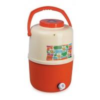 Cello Travel Star Water Jug - Orange , 10 Ltr