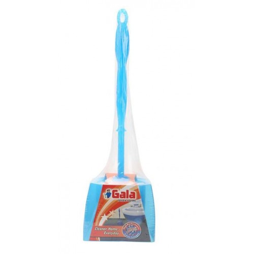 Gala Toilet Brush - With Square Container, 1 Pc