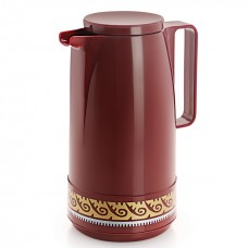 Cello Hot & Cold Vacuum Flask - Burgundy , 350 ML