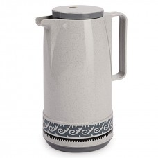 Cello Hot & Cold Vacuum Flask - Grey , 1000 ML
