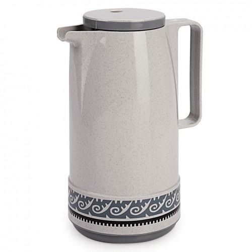 Cello Hot & Cold Vacuum Flask - Grey , 1000 ML