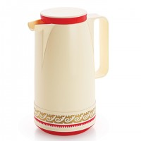Cello Hot & Cold Vacuum Flask - Off Red , 600 ML