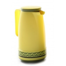 Cello Hot & Cold Vacuum Flask - Yellow , 1000 ML
