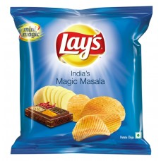 Lays Potato Chips - Indias Magic Masala , Big Save Pack