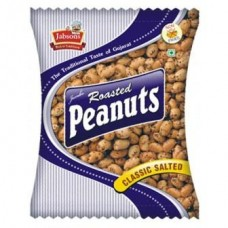 Jabsons Roasted Peanuts - Classic salted , 140Gm