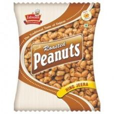 Jabsons Roasted Peanuts - Hing Jeera , 140Gm