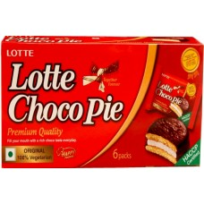 Lotte Chocopie - Pack Of 6 Pcs