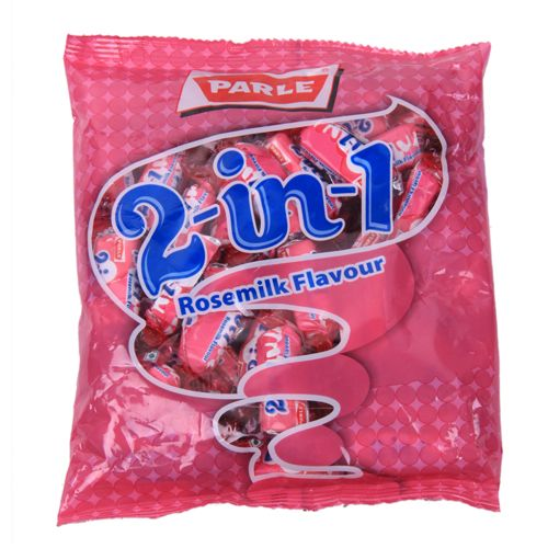 Parle Candy - Rosemilk Flavour , 50 Pc Pack