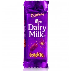 Cadbury Chocolate - Dairy Milk  Crackle , 42 Gm