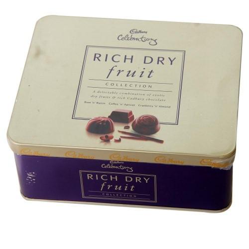 Cadbury Chocolate - Rich Dry Fruit Collection , 264GM