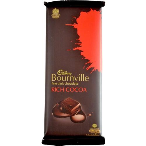 Cadbury Bournville Dark Chocolate - Rich Cocoa