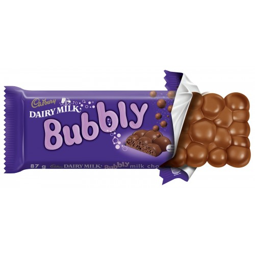 Cadbury Chocolate - Dairy Milk Bubbly