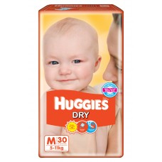 Huggies Diapers -Dry Medium (5-11 Kgs)