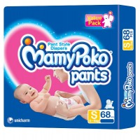 Mamypoko Pants - Small (4-8 Kgs)