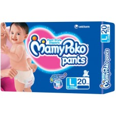 Mamypoko Pants - Large (9-14 Kgs)