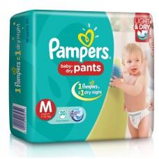 Pampers Baby Pants - Medium (7-12 Kgs)