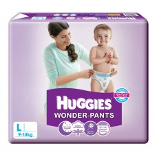 Huggies  Wonder Pants - Large (9-14 Kgs)