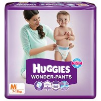 Huggies  Wonder Pants - Medium (7-12 Kgs)
