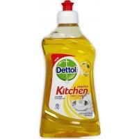 Dettol Dish & Slab Gel - Lemon Fresh
