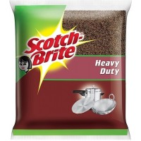 Scotch Brite Scrub Pad - Heavy Duty , 1PC