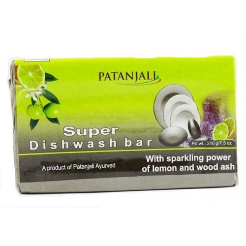 Patanjali Dish Wash Bar, 200 GM
